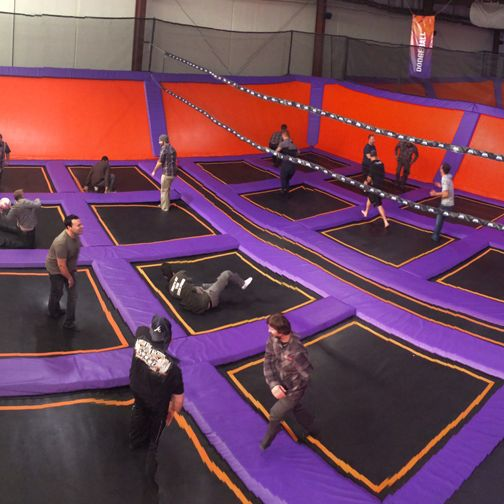 Trampoline Party Glasgow: The 25+ Best Trampoline Dodgeball Ideas On Pinterest