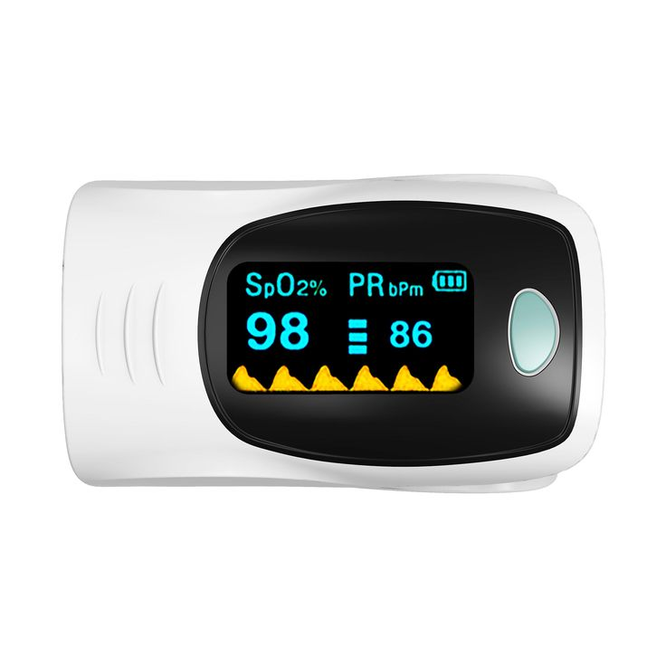 BANGPHY A3 OLED Fingertip Pulse Oximeter Blood Oxygen SpO2 PR Heart Rate Monitor at Banggood