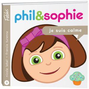 Je suis calme  3199700096516 CPRPS Sophie est tellement excitée le jour de son anniversaire qu'elle sème la pagaille partout où elle passe! En restant dans le moment présent et en respirant à fond, elle réalise qu'elle se sent beaucoup mieux lorsqu'elle se calme.  La collection Grandir avec Phil et Sophie de Fablus est une série de livres d'une trentaine de pages destinés aux enfants de 3 à 7 ans. Visant à encourager les enfants à cultiver le bonheur en adoptant de belles attitudes telles…