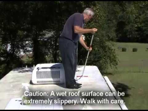 How do I Reseal my RV Roof Seams & Sealants?   RV 101® your education source for RV information