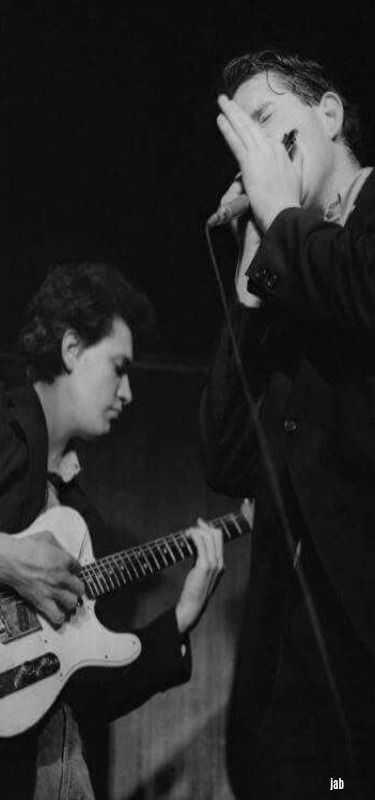 Mike Bloomfield and Paul Butterfield, NYC 1966