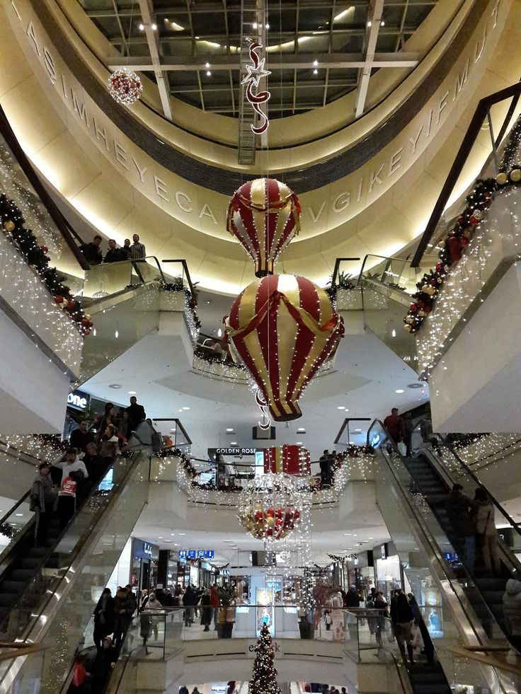 https://flic.kr/p/CiAhx2 | Shopping mall (777) | Espark shopping mall is decorated for the new year.