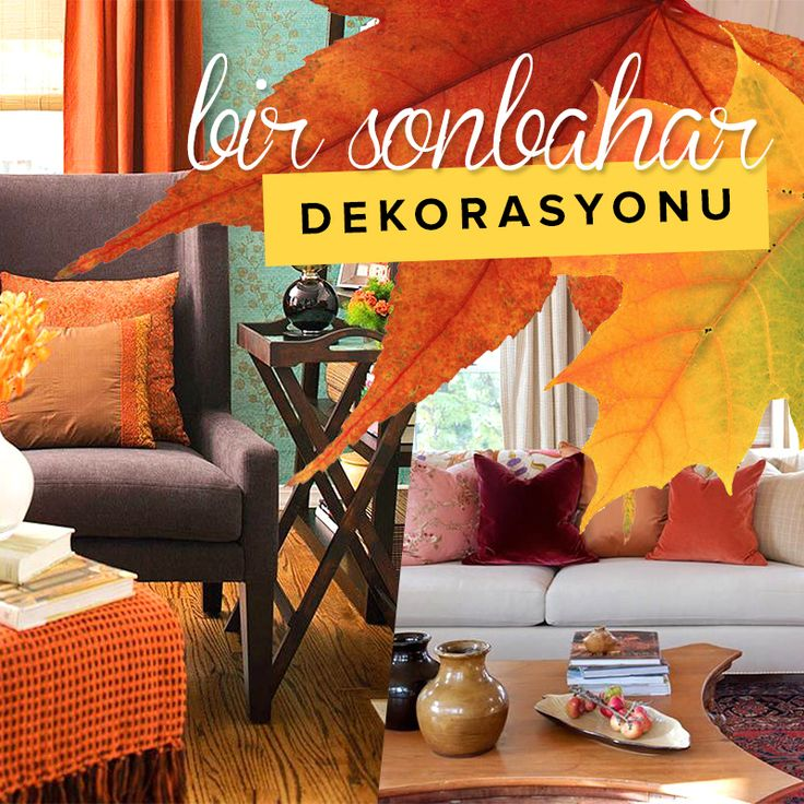 Bir sonbahar dekorasyonu! #DekorazonCom >> http://www.dekorazon.com/bir-sonbahar-dekorasyonu-kategorisi-1105?utm_source=Pinterest&utm_medium=post&utm_campaign=Bir-Sonbahar-Dekorasyonu