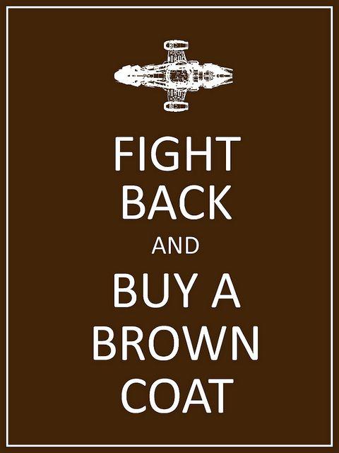 Browncoats :)