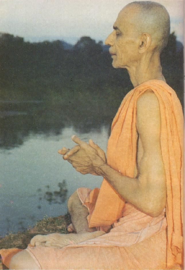 MESSAGE OF SWAMI CHIDANANDA TO MANKIND-3-8-9.2. ( Children and Youth of Bharatham are misguided by some evil forces, in the name of student wings sponsored by dirty political parties like Congress, Communists, etc., ... eliminate these demons and purify this Holy Nation to maintain Sanatana Dharma here.