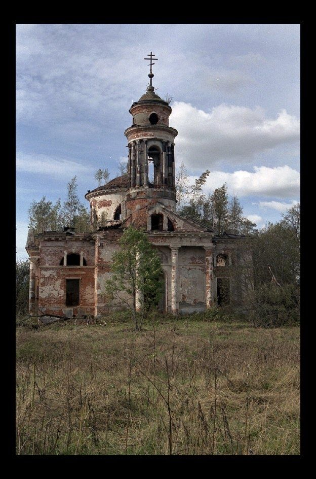 Ruins, dilapidated, decay, abandoned