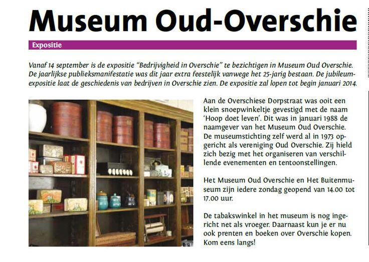 Museum oud-overschie