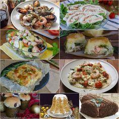menu vigilia di natale 2016 ricette a base di pesce facili veloci economiche gustose antipasti primi secondi contorni dolci