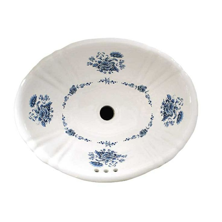 17 Best Images About Rose Designs Hand Painted Bath Basins On Pinterest Delft Victorian