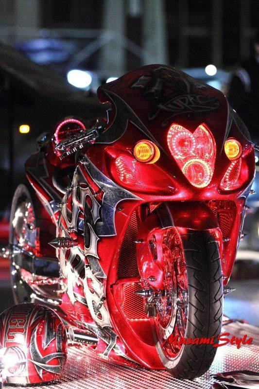 Suzuki Hayabusa ,  http://www.PashnitBusa.com #hayabusa #pashnit