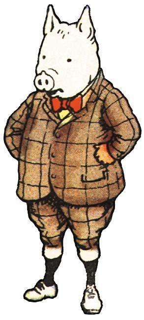 Rupert bear Clip-art Picture