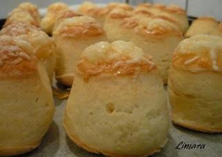 Limara péksége: Túrós pogácsa