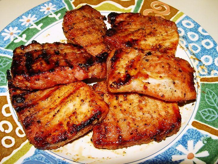 Simple pork sirloin chop recipes