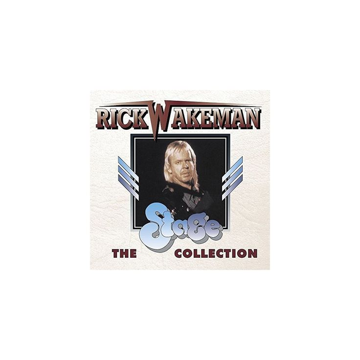 Rick Wakeman - The Stage Collection (CD)