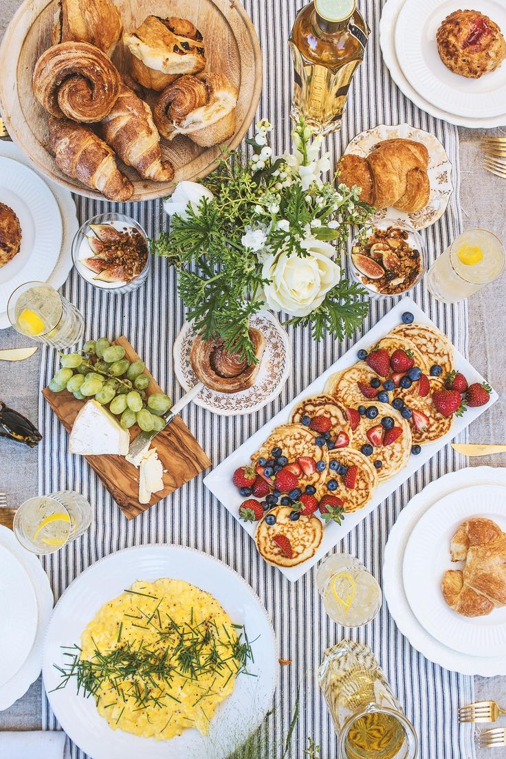 Table Setting For Breakfast 17 Best Ideas About Brunch Table Setting On Pinterest Breakfast