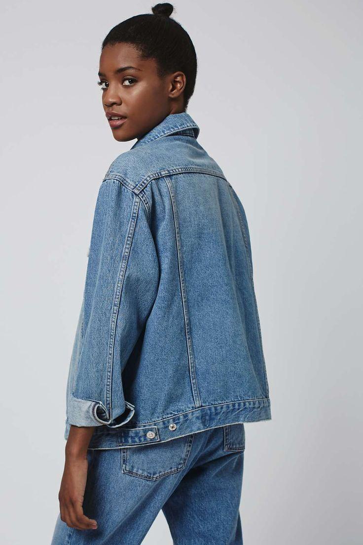 Fashion Targets Breast Cancer: MOTO Oversized Western Jacket