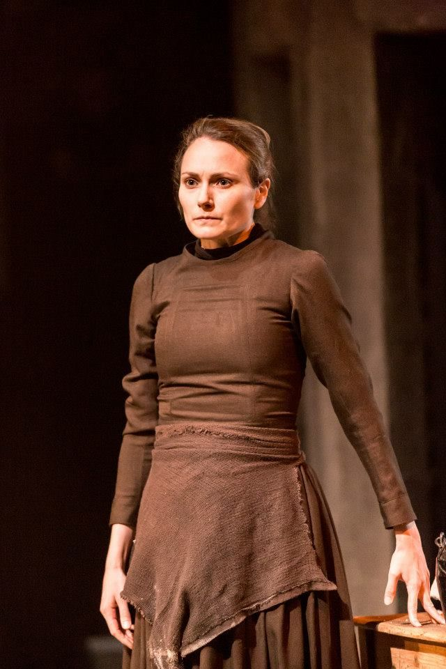 Anna Madeley as Elizabeth Proctor