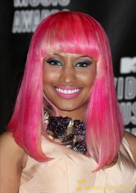 Nicki Minaj in the house!