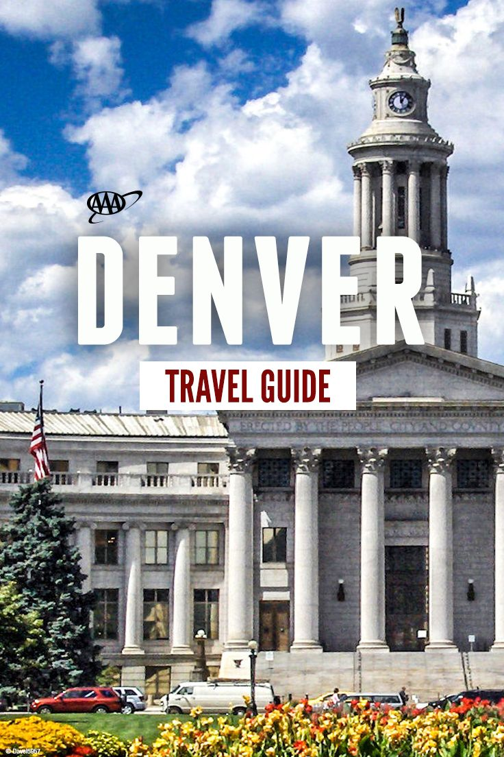 The ultimate Denver Travel Guide. Check out the top things to do in the city including events, museums, attractions and restaurants. Learn how to do Denver in 3 days from our AAA travel editors.