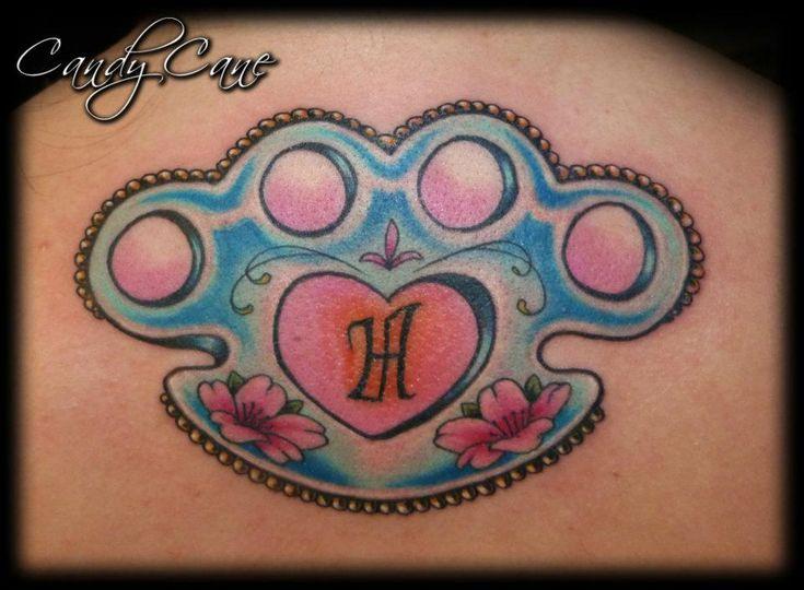 brass knuckle tattoo beautiful ink pinterest. Black Bedroom Furniture Sets. Home Design Ideas