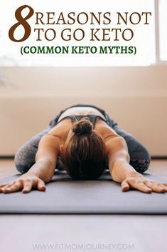 Is keto safe? You've heard the hype - and I'm sure the myths - so let me break it down for you. Here are 8 common ketosis myths that will help guide you to the best plan for your body and lifestyle! #keto #ketosis #ketogenic #ketogenicdiet #ketogeniclife