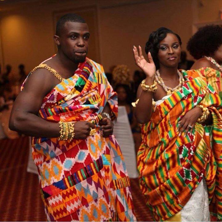 """fckyeahprettyafricans: """"Ghana wedding """""""