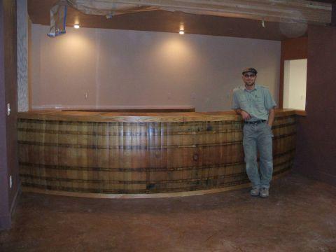 Oak Barrel Furniture Google Search Tasting Table Idea