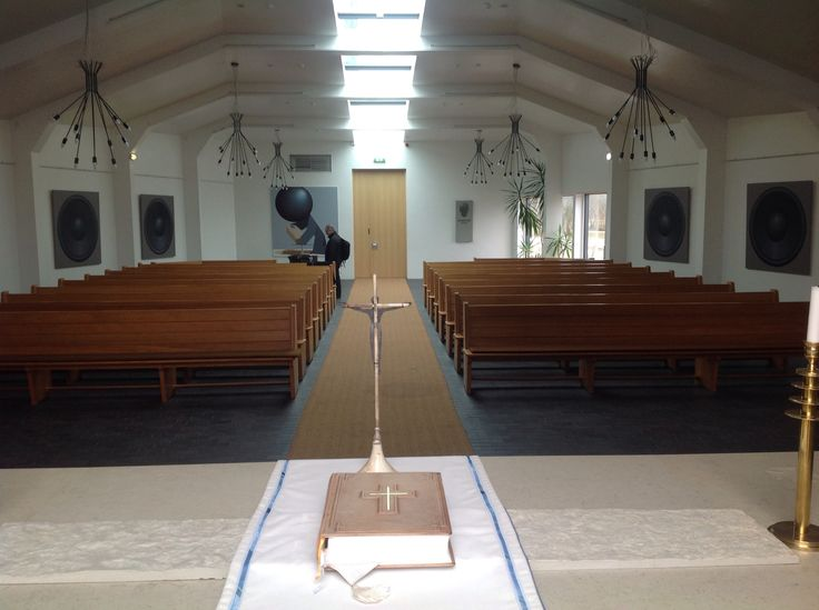 Viimsi Lutheran Church, Viimsi/Tallinn, Estonia.  Viimsi kirik. Viimsin kirkko.