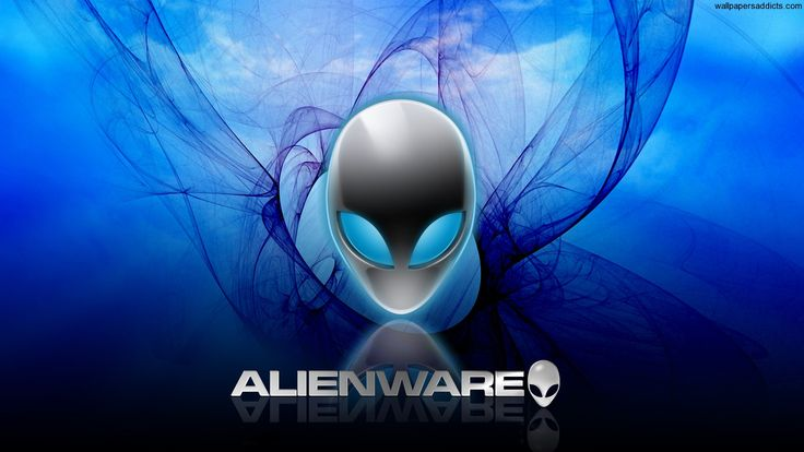 Alienware Chrome 1080p HD Wallpaper