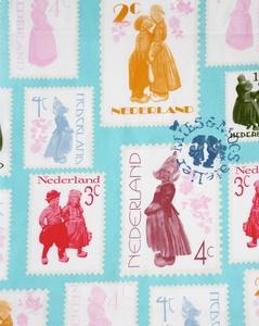 We sturen dan wel geen brieven meer, maar postzegels zijn nog steeds leuk!