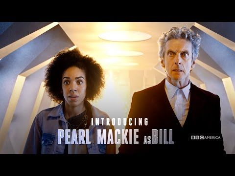 New Doctor Who Companion REVEALED - Introducing Pearl Mackie - YouTube