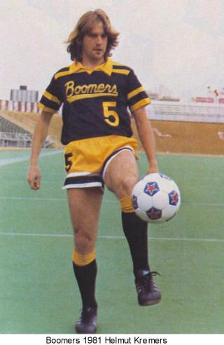 Remember these uniforms? Calgary Boomers soccer #retro