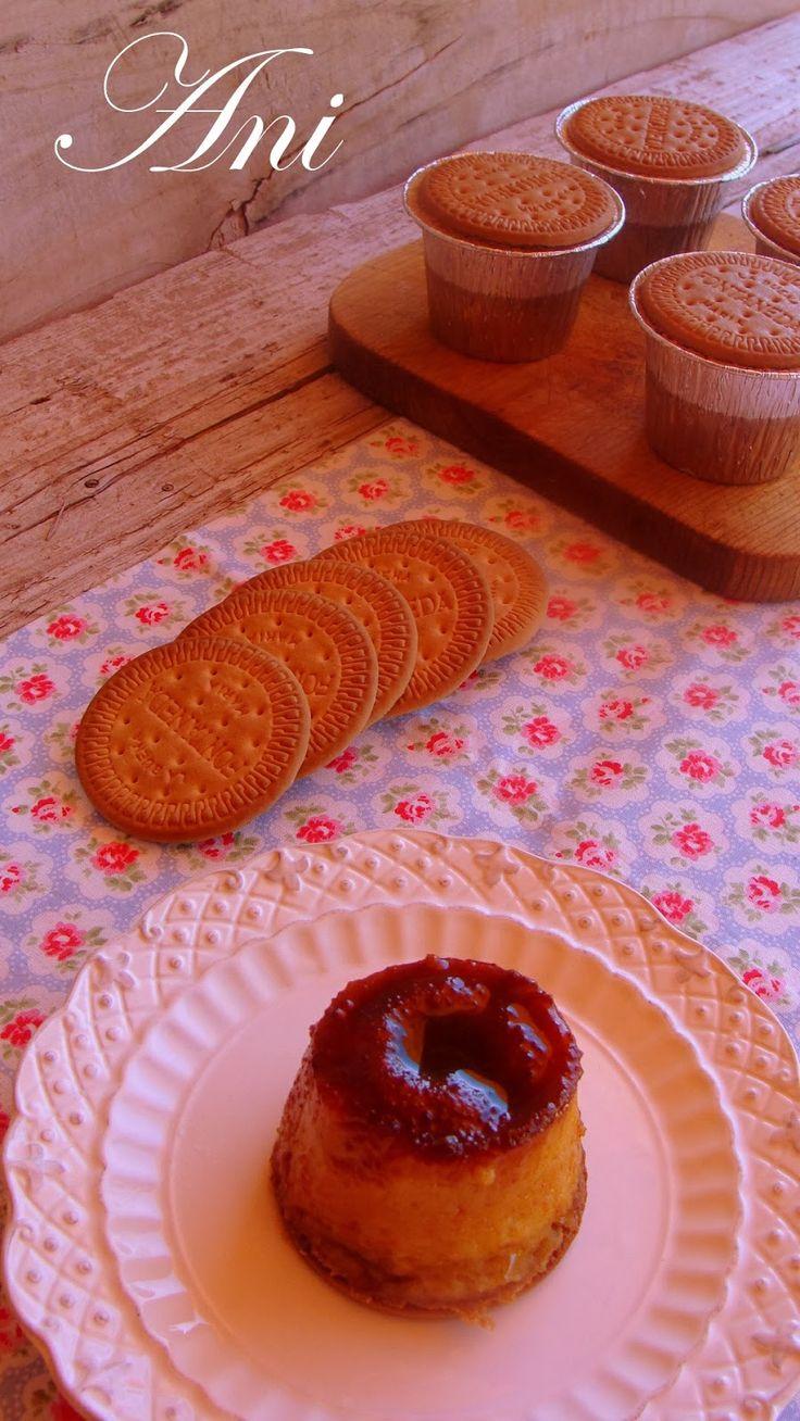 Llevaba mucho tiempo detrás de hacer esta receta. Me pareció facilísima y de esas que triunfan seguro. Me encanta su sabor, ese a galleta d...