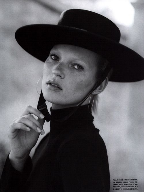 Kate Moss by Bruce Weber