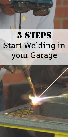 We find gas welding to be easily approachable and the 5 steps below will help you get off the computer and out in your garage or shop to try a new welding project with an oxygen and acetylene torch.