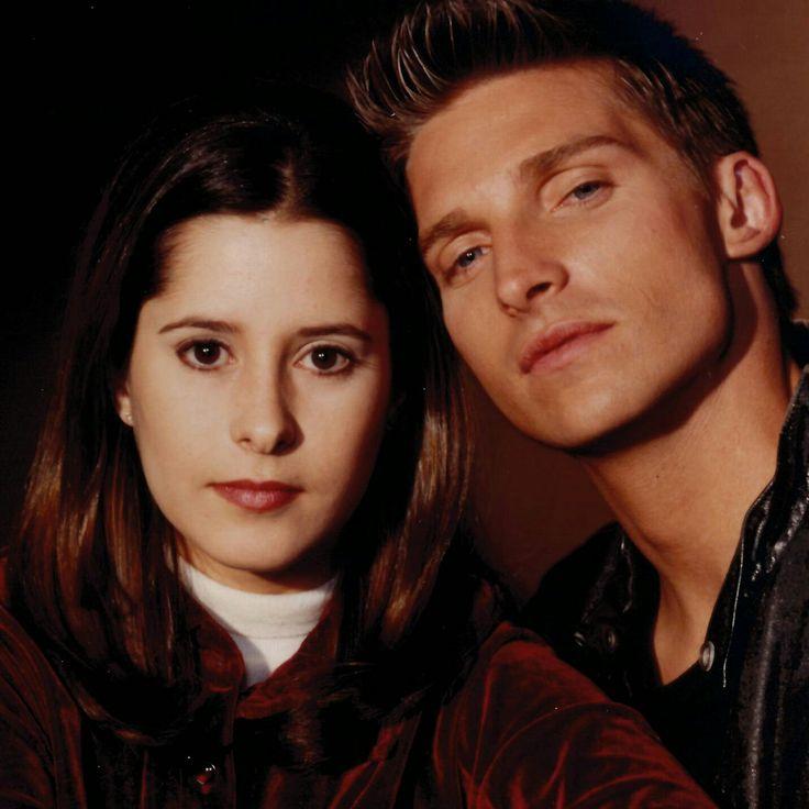 Jason & Robin (Kimberly McCullough & Steve Burton) #gh #generalhospital