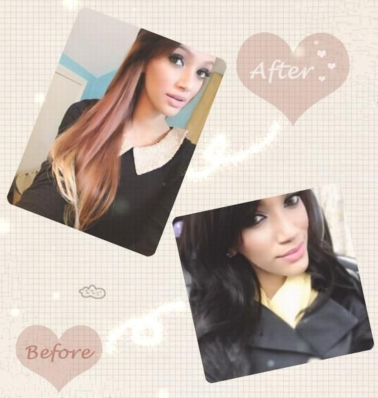 41 best hair extensions before and after images on pinterest brown hair extensions can make 5 simple hairstyles for daily life pmusecretfo Image collections