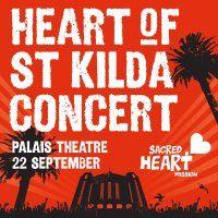 HEART OF ST KILDA CONCERT Tue 22 September, 2015