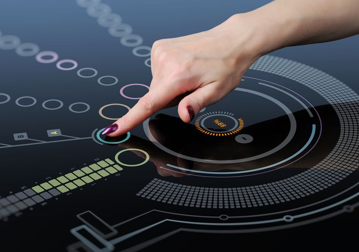 #TouchScreen is one of the most popular user interface technologies that enable a human to input commands in a machine with the touch of his or her hands. Get more details - http://buff.ly/1NXwG7W