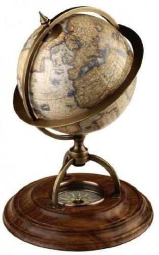 16th Century Terrestial Compass Globe