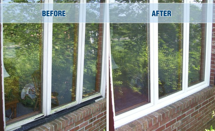By restoring your old windows, we can make them look like new AND protect the integrity of your home. Our work speaks for itself! www.windowmakeoverinc.com