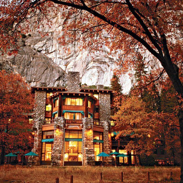 Yosemite National Park Vacations: 88 Best Ahwahnee Hotel Images On Pinterest