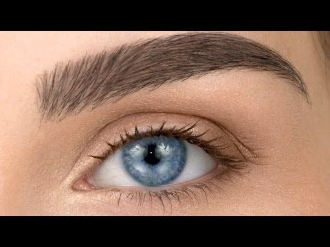 How to create the illusion of full eyebrows when you have very few and without your brows looking drawn or stencilled on. Very useful for people with alopeci...
