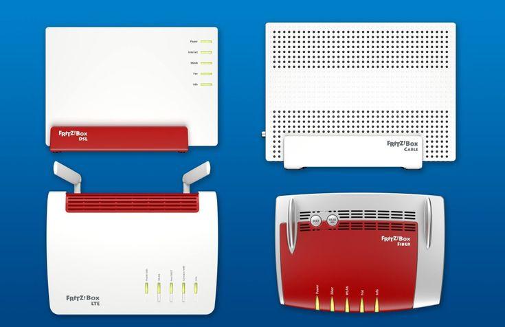 Nowe modele FRITZ!Box do połączeń gigabitowych - Smart-Test