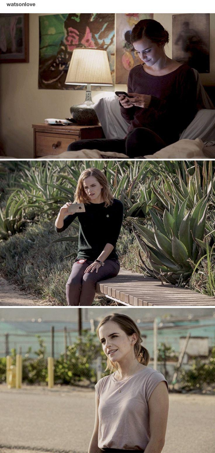 Emma Watson - New stills from The Circle