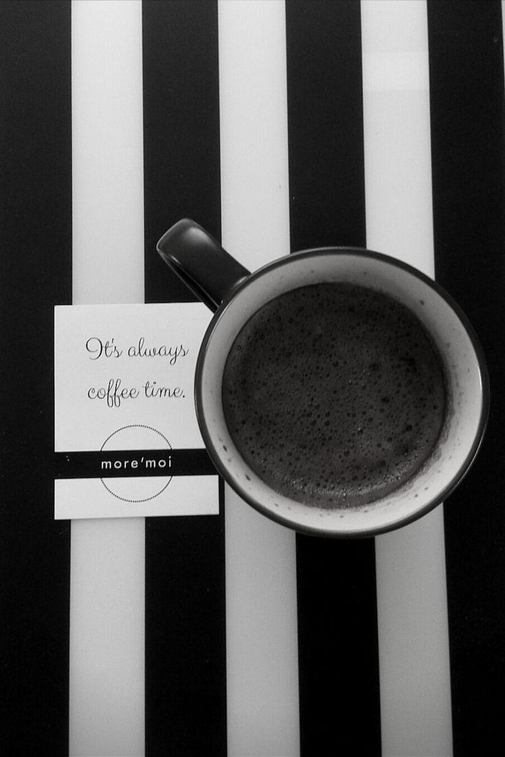 Dzień dobry! Jakie macie plany na dzisiaj? Nasz #MOREMOIteam spotyka się dzisiaj na kawie żeby umówić plan na kolejny tydzień :) #coffeetime