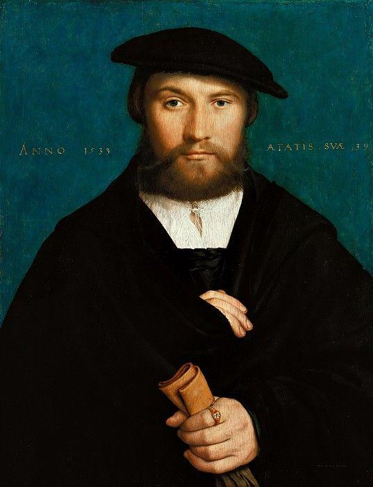 Гольбейн, Ганс II (1497-1543) - Герман Гиллебранд Ведиг.