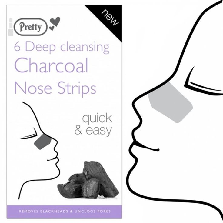Pretty Deep Cleansing Charcoal Nose Pore Strips, Pretty Charcoal Nose Pore Strips offer you a one step solution to help remove blackheads and unclog pores. - Love makeup, love our low prices, view our wide range of products from Pretty / Quest. Postage st