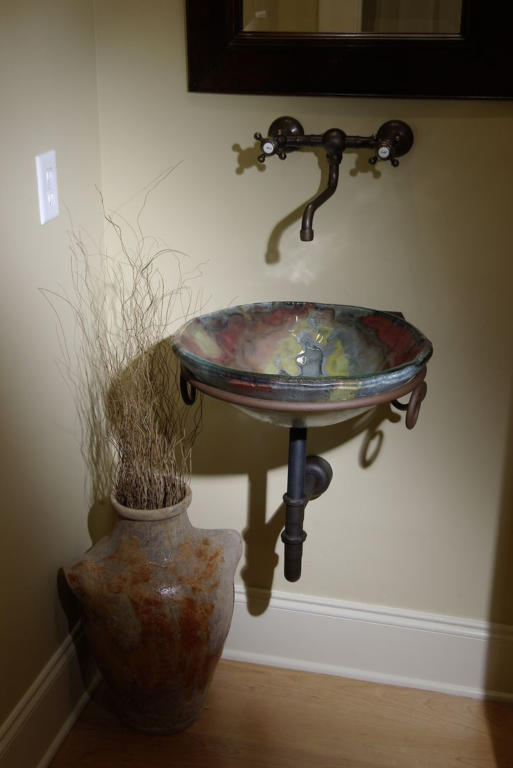 Best Ideas About Eclectic Bathroom Sink Faucets On Pinterest - Eclectic bathroom designs