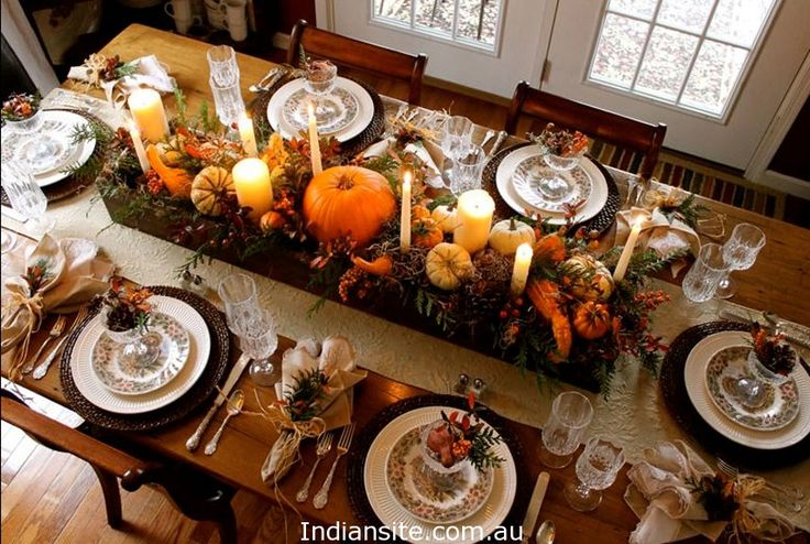 Fun Facts About Thanksgiving Day! Happy Thanksgiving People! - Indiansite